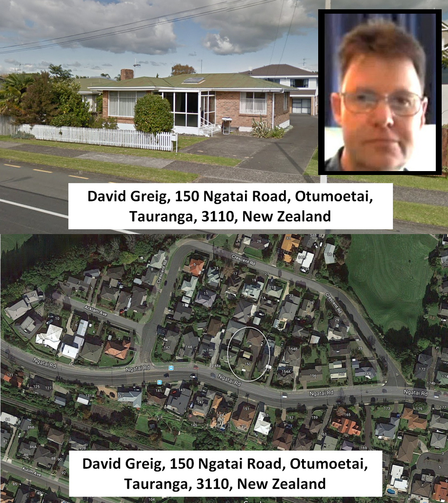 150 Ngatai Rd Otumoetai Tauranga New Zealand dazzathecameraman attacker Peter Kuske