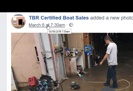 Certified Boat Sales Finley Boats Customer Care attack PETER KUSKE