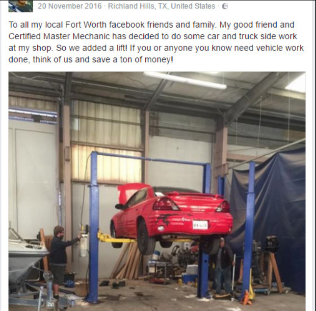Charlie-Chaz-Todd-Finley-Finleys-Total-Boat-restorations-HaltomCity-TexasCARS